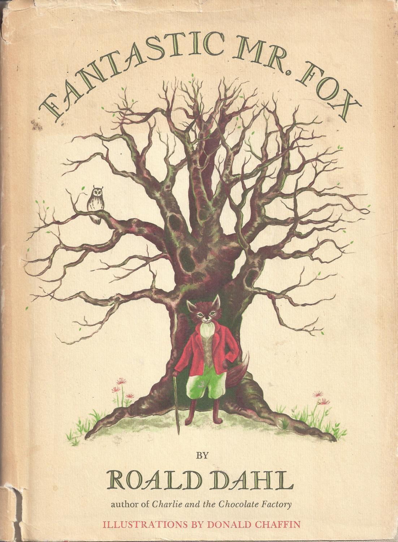 Fantastic Mr Fox By Roald Dahl First Edition