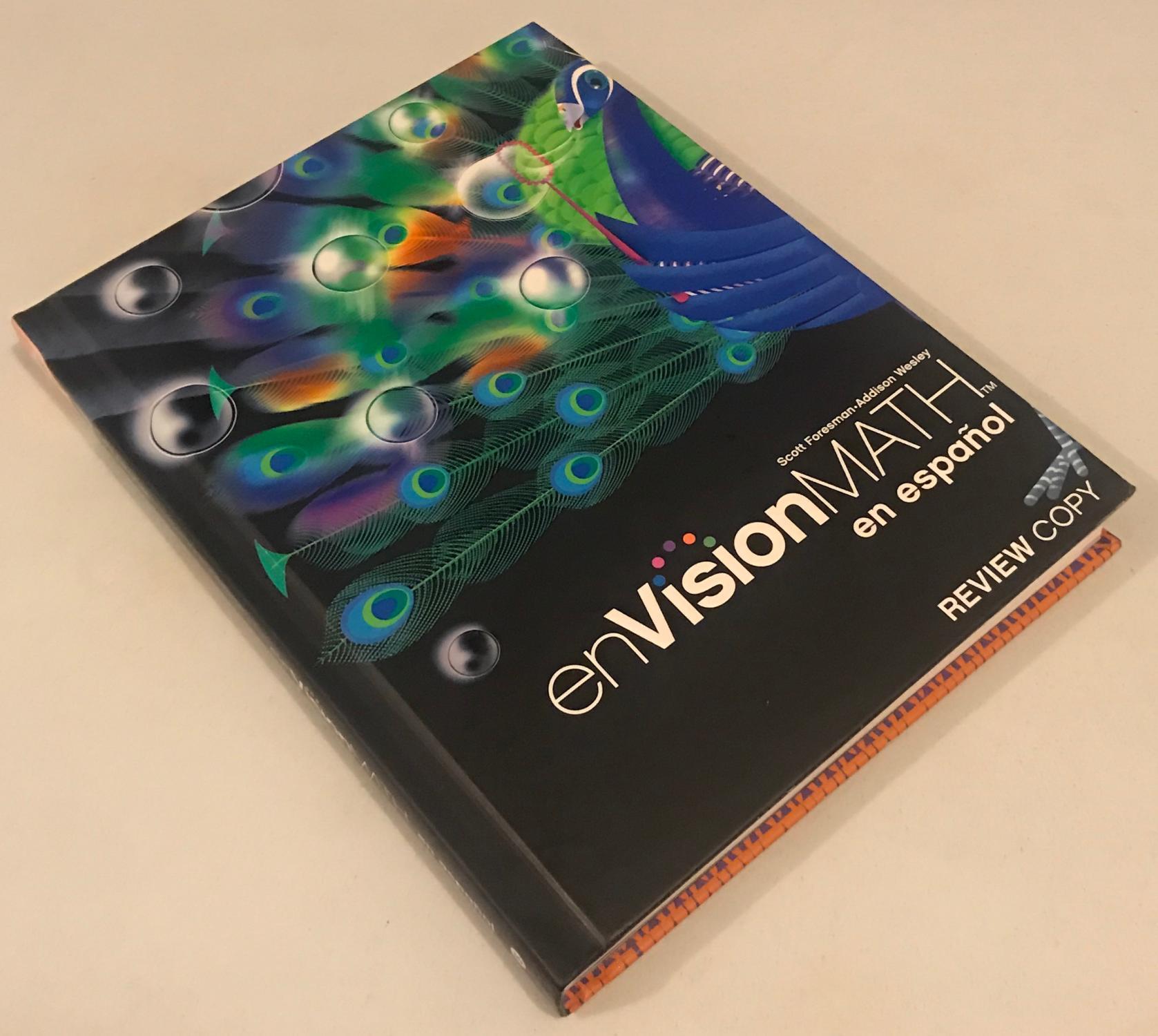 Envision Math En Espanol 5 By Scott Foresman Addison