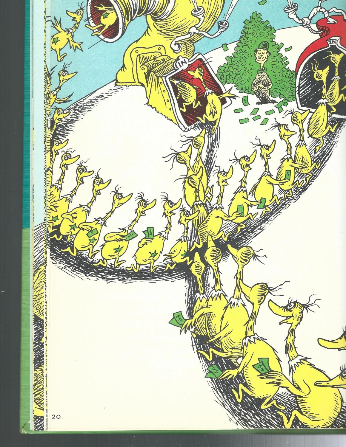 The Sneetches And Other Stories By Dr Seuss Random House