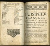 Le Cuisinier François, Enseignant la Maniere d'apprêter ...