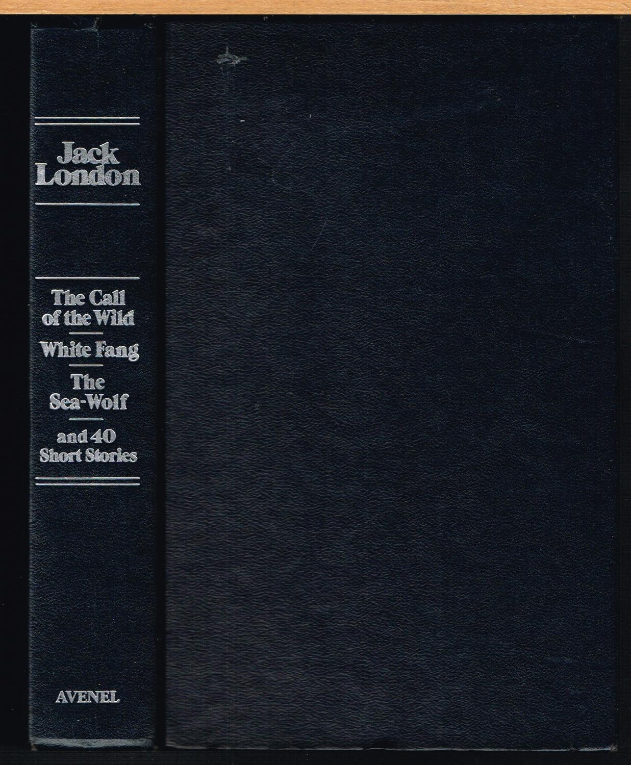 Jack London Illustrated Call Of The Wild White Fang Sea
