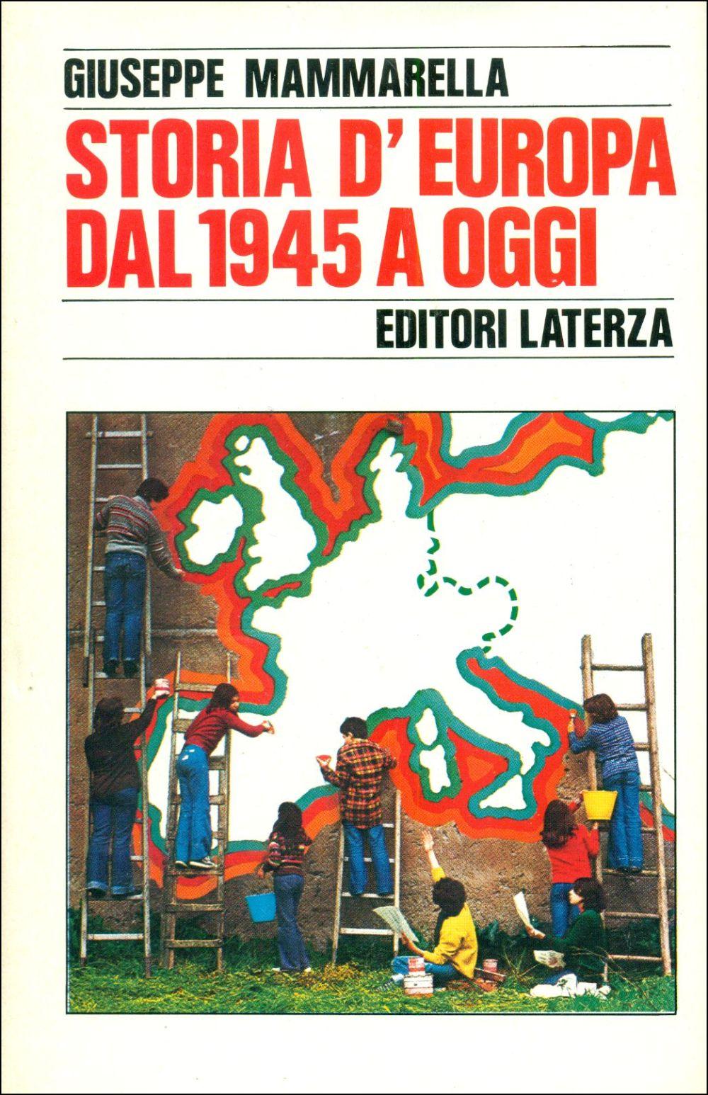 medium resolution of storia d europa dal 1945 a oggi di mammarella giuseppe abebooks