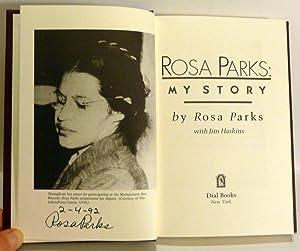 Rosa Parks Signed  AbeBooks