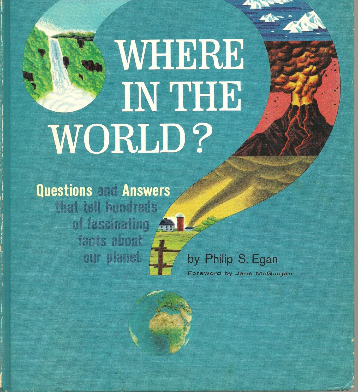 Where In The World Questions And Answers That Tell