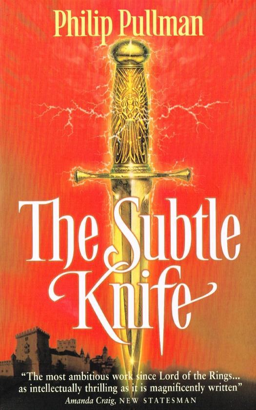 Image result for the subtle knife