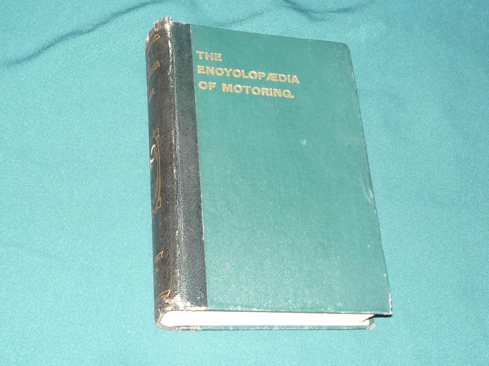 hight resolution of encyclopedia of motoring the r j mecredy