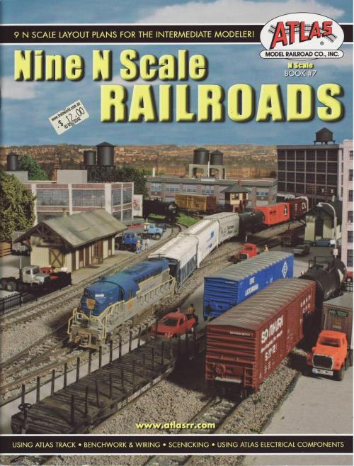 small resolution of nine n scale railroads 9 n scale layout plans for the intermediate modeler not