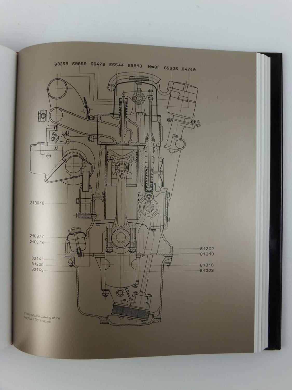 hight resolution of  harry karl maybach his engines and automobiles niemann