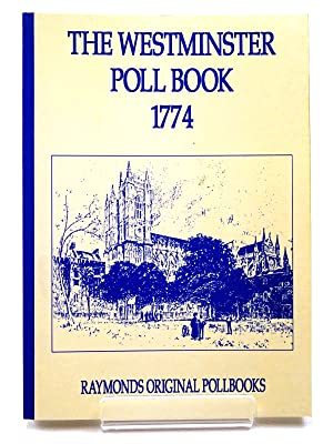 THE WESTMINSTER POLL BOOK 1774