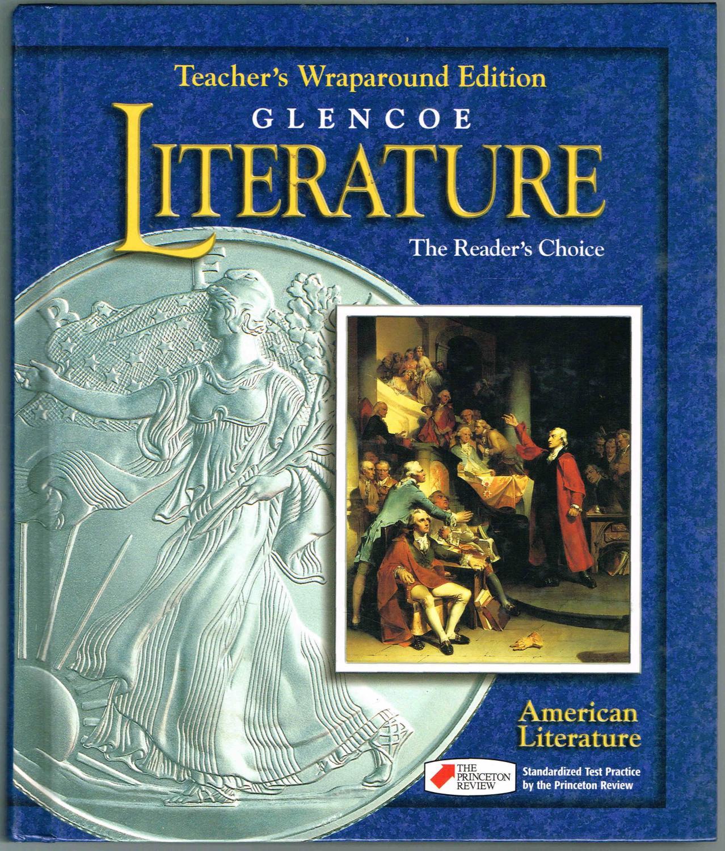 Glencoe Literature American Literature Grade 11 Teacher