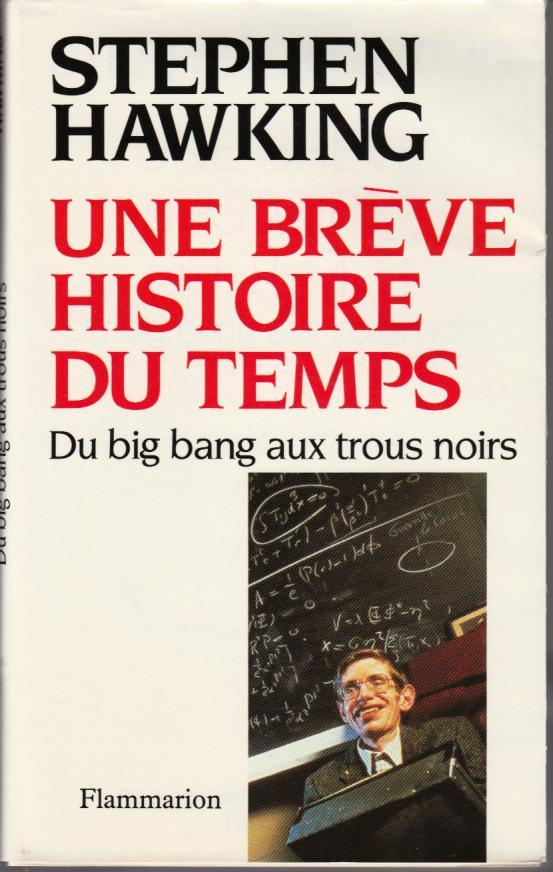 Une Breve Histoire Du Temps : breve, histoire, temps, Stephen, Hawking, Breve, Histoire, Temps, AbeBooks