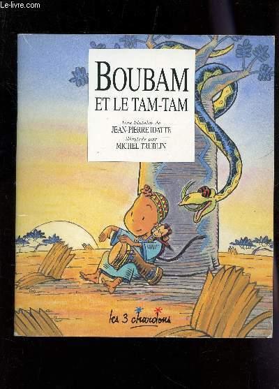 Compagnie 3 Chardons : le spectacle Boubam et le Tam Tam
