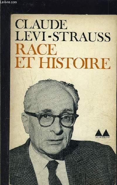 Claude Levi Strauss Race Et Histoire : claude, strauss, histoire, Claude, Strauss, Histoire, AbeBooks