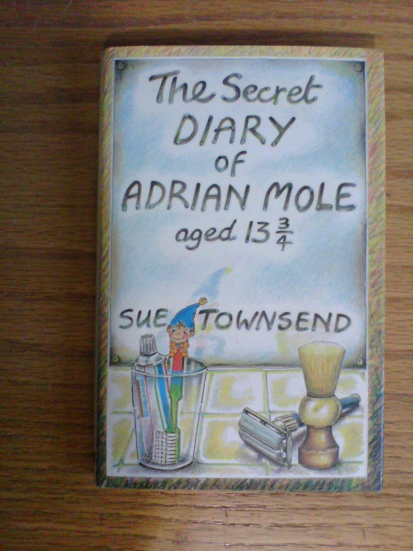 The Secret Diary Of Adrian Mole : secret, diary, adrian, Secret, Diary, Adrian, First, Printing, Townsend,, Hardcover, (1982), Edition., Peter, Books