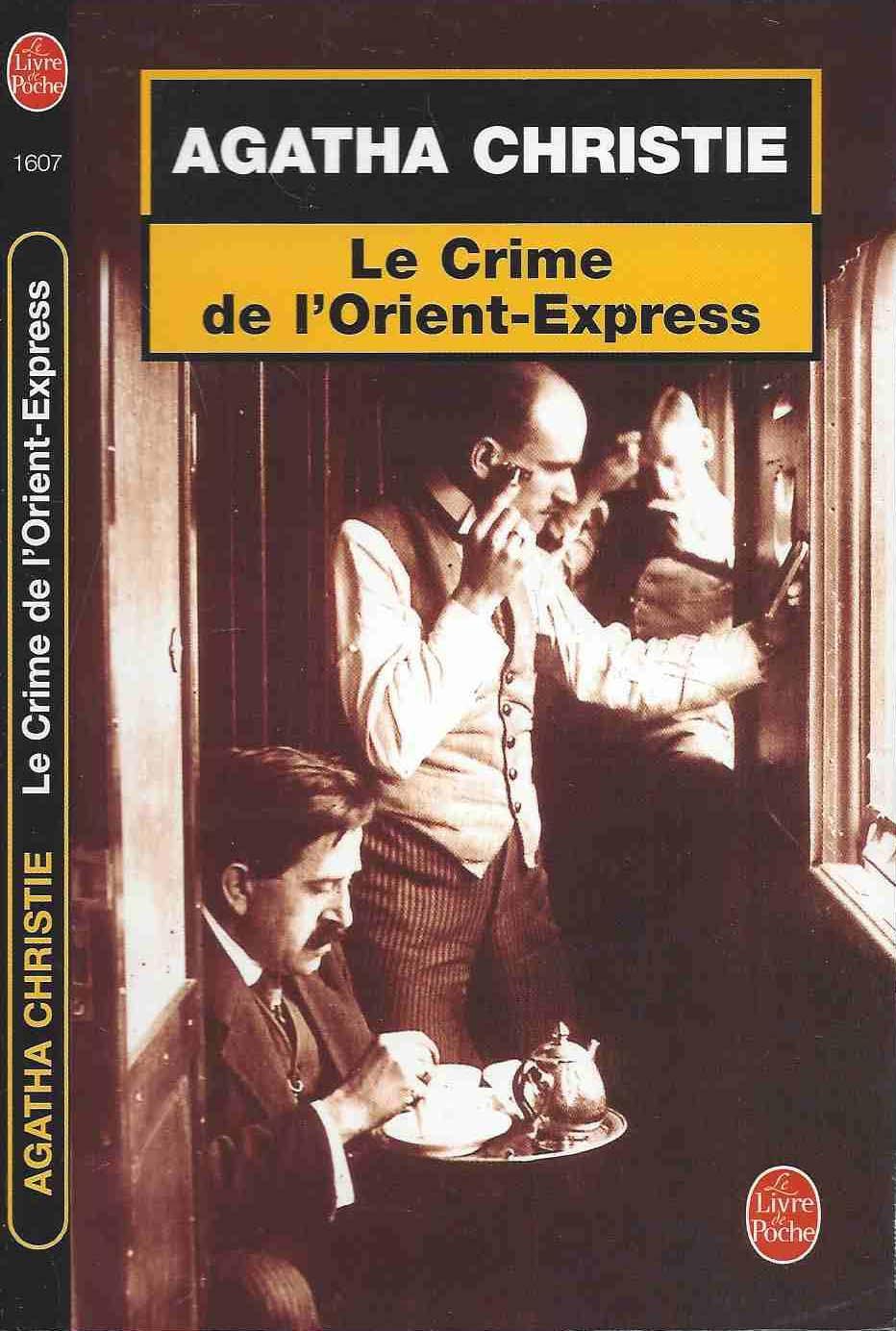 Le Crime De L'orient Express Livre : crime, l'orient, express, livre, Agatha, Christie, Crime, Lorient, Express, AbeBooks