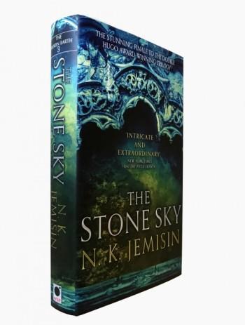 Stone Sky : stone, STONE, Signed, Limited, Edition, Jemisin:, Hardcover, (2018), Edition,, Author(s), Anderida, Books