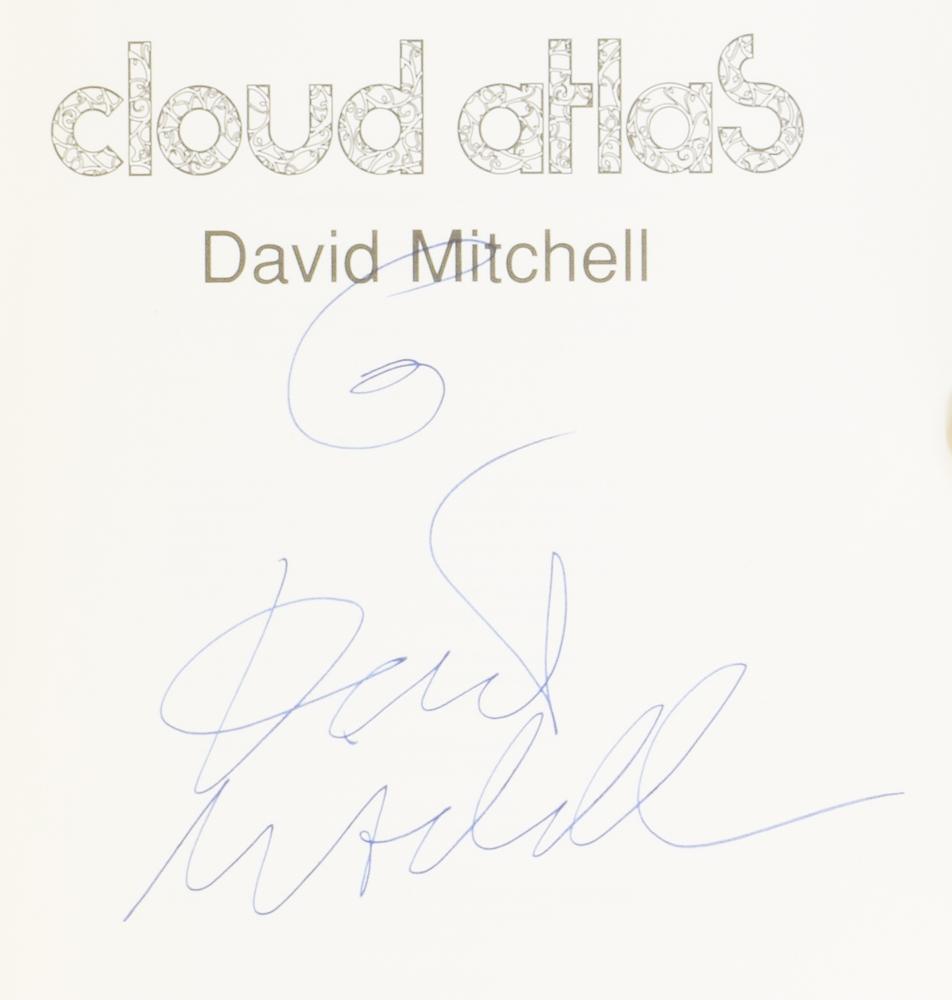 Cloud Atlas von MITCHELL, David (born 1969): (2004) Signed