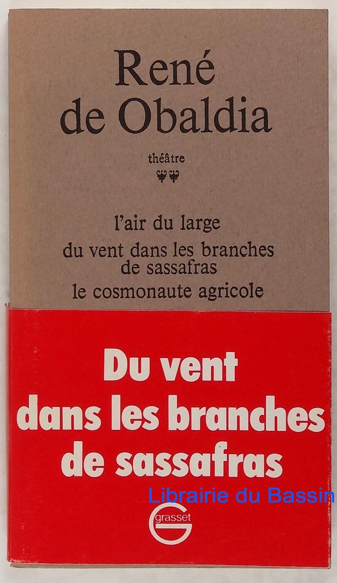 Du Vent Dans Les Branches De Sassafras : branches, sassafras, Branches, Sassafras, AbeBooks