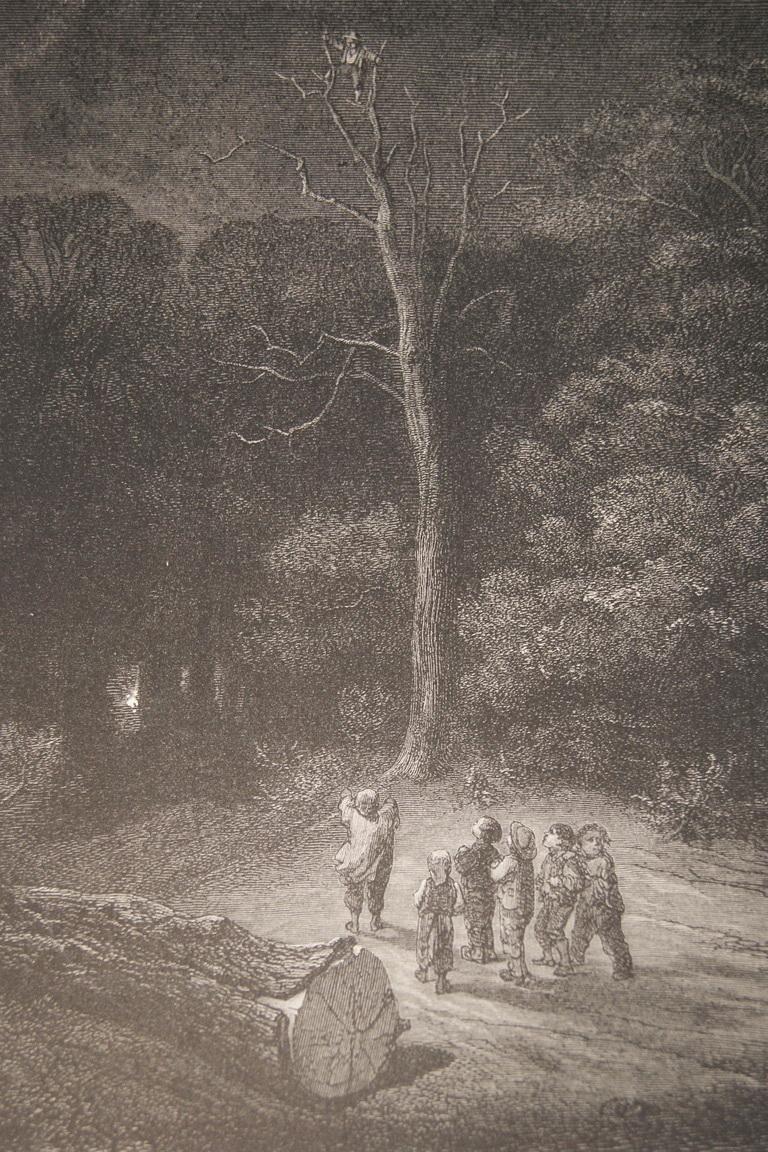 Gustave Doré Le Petit Poucet : gustave, doré, petit, poucet, GUSTAVE, PETIT, POUCET, GRAVURE, PAPIER, MARAIS, R3125, PRINT, DORE:, (1862), Art/Print/Poster, Librairie