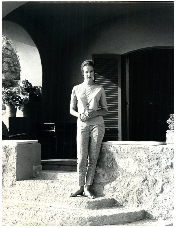 Marie-gabrielle De Savoie : marie-gabrielle, savoie, Princesse, Marie-Gabrielle, Savoie, Photographie, Originale, Original, Photograph:, (1962), Photograph, Photovintagefrance