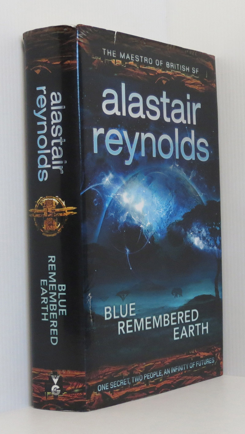 Blue Remembered Earth : remembered, earth, 9780575088276, AbeBooks