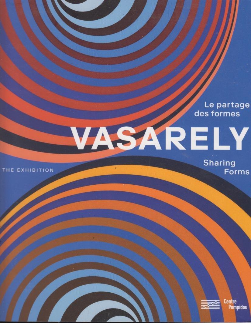 Vasarely Le Partage Des Formes : vasarely, partage, formes, Vasarely, First, Edition, AbeBooks