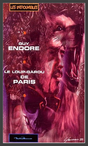 Le Loup Garou De Paris : garou, paris, Loup-garou, Paris:, Binding, LaLibrairie