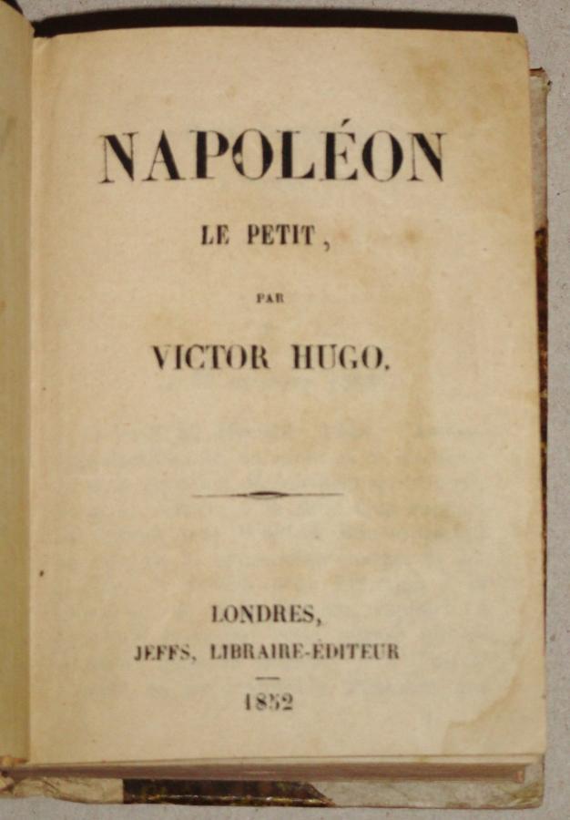 PDF  NAPOLÉON LE PETIT - centremultimedia.be
