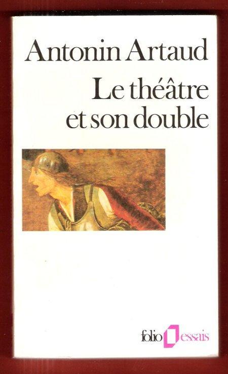 Le Theatre Et Son Double : theatre, double, Artaud, Theatre, Double, AbeBooks