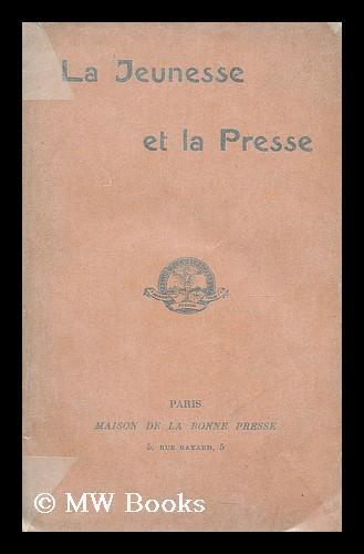 Maison De La Presse Paris : maison, presse, paris, Maison, Bonne, Presse, AbeBooks