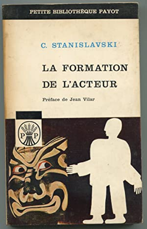 Stanislavski La Formation De L'acteur : stanislavski, formation, l'acteur, Stanislavski, Constantin, Formation, Lacteur, AbeBooks