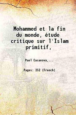 La Fin Du Monde Islam : monde, islam, Mohammed, Monde, AbeBooks