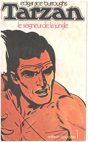 Tarzan Seigneur De La Jungle : tarzan, seigneur, jungle, Tarzan, Seigneur, Jungle, AbeBooks