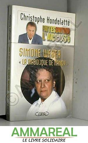 Simone Weber Faites Entrer L Accusé : simone, weber, faites, entrer, accusé, Simone, Weber, AbeBooks