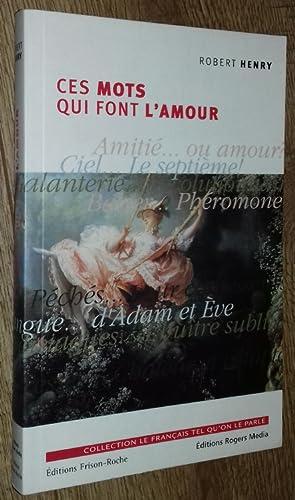 Francais Qui Font L Amour : francais, amour, L'amour, AbeBooks