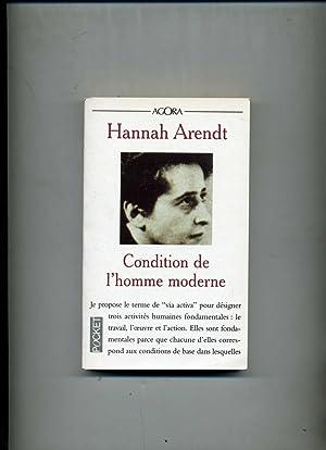 Hannah Arendt Condition De L'homme Moderne : hannah, arendt, condition, l'homme, moderne, Arendt, Condition, Homme, Moderne, AbeBooks