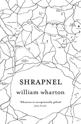 Shrapnel by Wharton, William: Used; Good Hardcover (2012