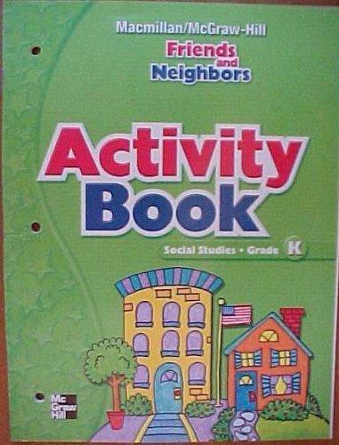 0021493197 Activity Book Social Studies Grade K