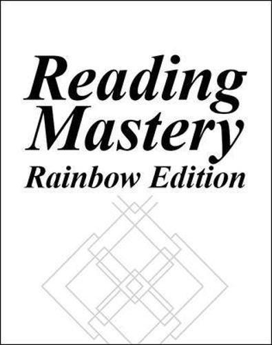 Reading Mastery 1 Spelling Bk Rainbow by Engelmann: McGraw