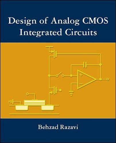 Fundamentals Of Highfrequency Cmos Analog Integrated Circuits