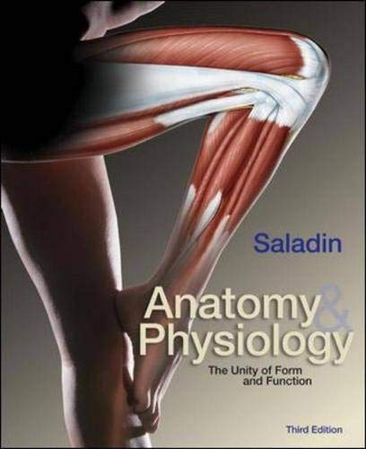 Anatomy And Physiology The Unity Of Form And Function AbeBooks