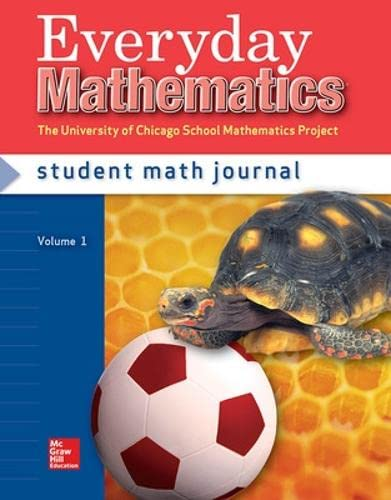 9780076045358 Everyday Mathematics, Grade 1, Student Math Journal 1  Abebooks  Max Bell; Amy