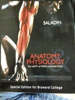 9780077768959 Anatomy And Physiology The Unity Of Form And Function