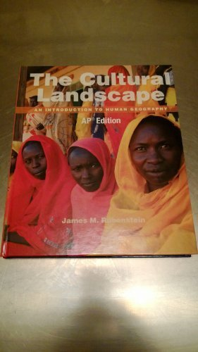 25 The Cultural Landscape Human Geography Textbook Pictures