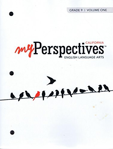 My Perspectives Book Grade 10 Volume 1 Answer Key