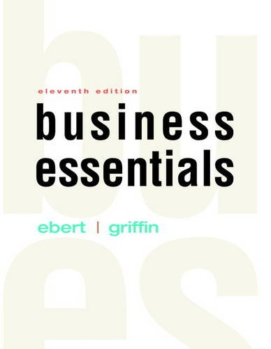9780134129969: Business Essentials (11th Edition