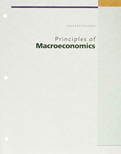 9780134421193: Principles of Macroeconomics, Student Value