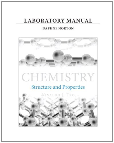 9780321869074: Laboratory Manual for Chemistry: Structure