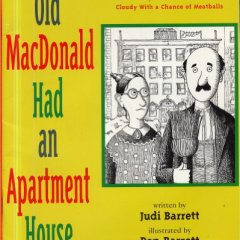 9780439063081 Old Macdonald Had An Apartment House