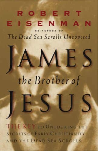 תוצאת תמונה עבור ‪james brother of jesus  book cover‬‏